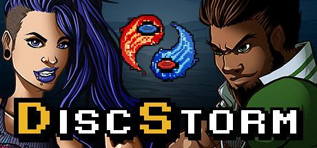 DiscStorm Icon