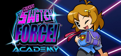 Mighty Switch Force! Academy Icon