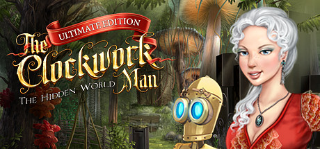 The Clockwork Man: The Hidden World Icon