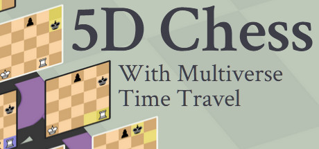 5D Chess With Multiverse Time Travel Icon