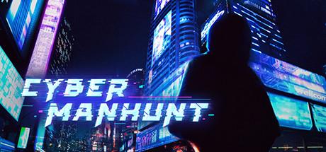 Cyber Manhunt Icon