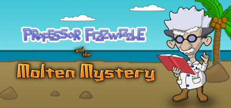 Professor Fizzwizzle and the Molten Mystery Icon