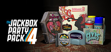 The Jackbox Party Pack 4 Icon