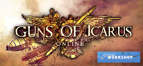 Guns of Icarus Online Icon