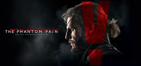 Metal Gear Solid V: The Phantom Pain Icon