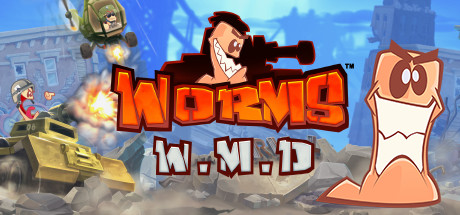 Worms W.M.D Icon