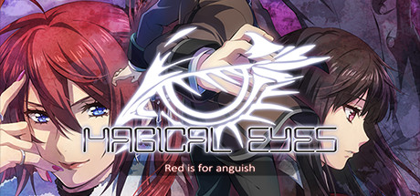 Magical Eyes - Red is for Anguish Icon