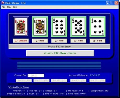 Poker Mania Icon