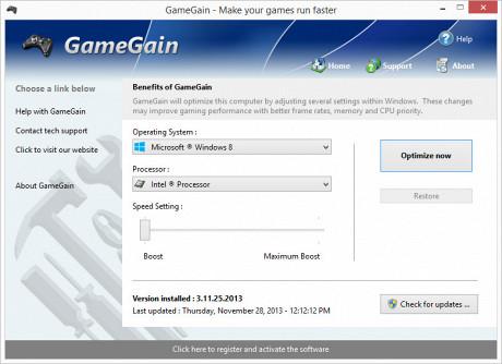 GameGain Icon
