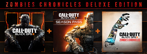 CODBO3 Zombies Chronicles Deluxe PC Bundle Banner Special Announcement 628x230