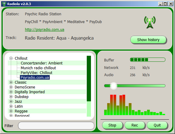 Radiola  Featured Image