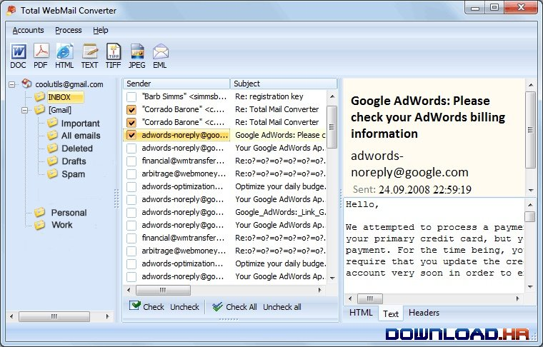 Total Webmail Converter  Featured Image