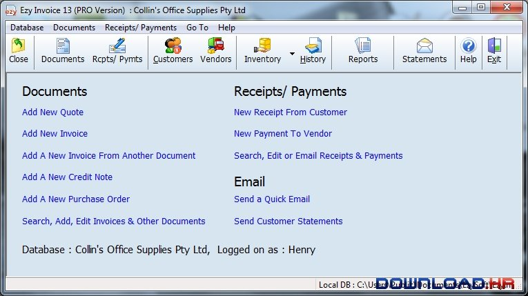 Ezy Invoice Lite  Featured Image