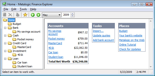 Finance Explorer  Featured Image