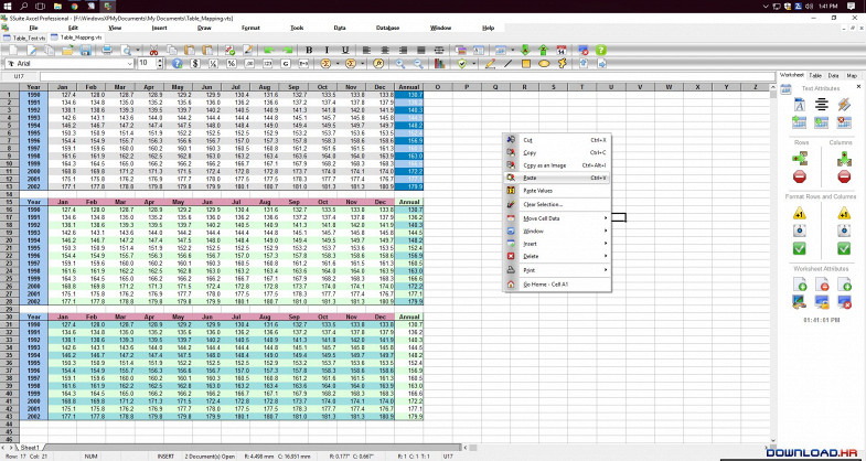SSuite Axcel Professional Spreadsheet  Featured Image