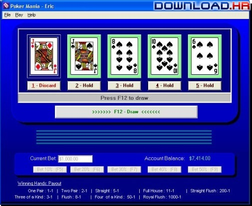 Poker Mania  Featured Image
