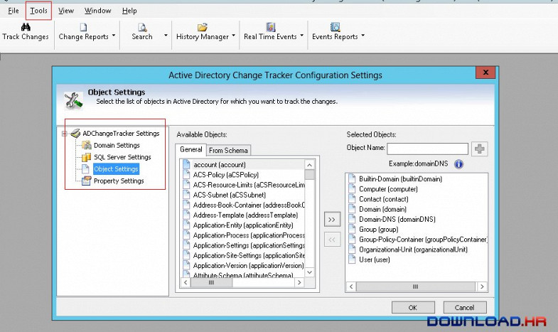 Active Directory Change Tracker  Featured Image