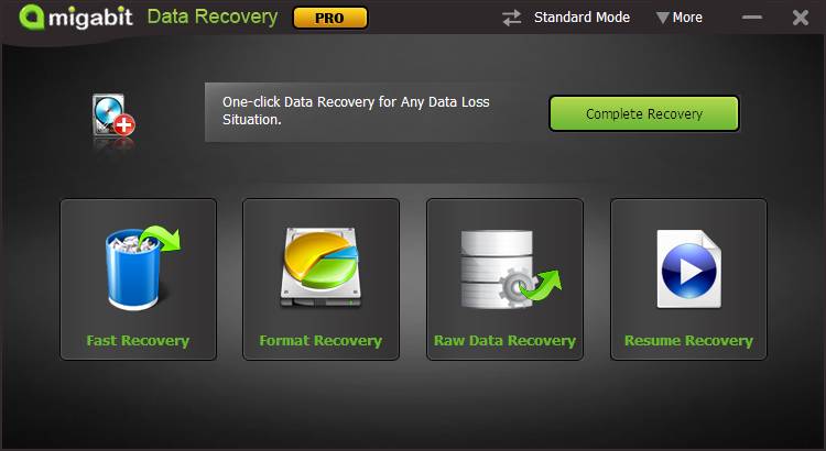 Amigabit Data Recovery Pro  Featured Image