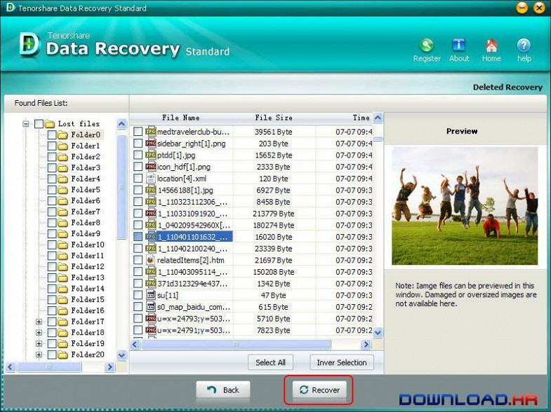 Tenorshare Free Any Data Recovery  Featured Image