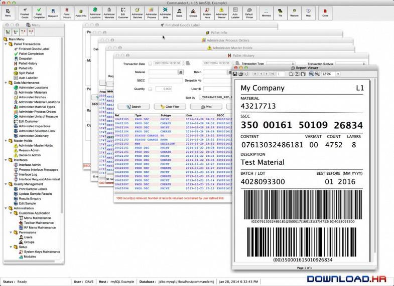 Commander4j 7.32 7.32 Featured Image