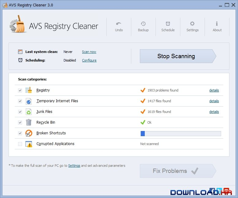 AVS Registry Cleaner  Featured Image