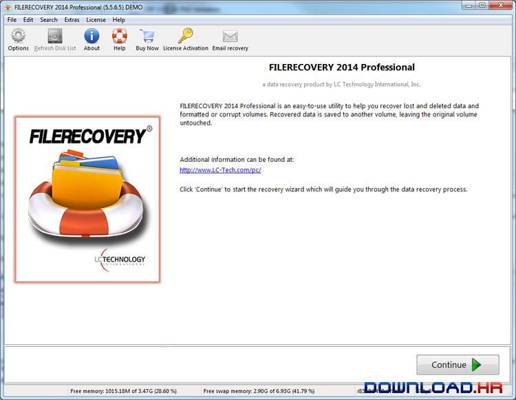 FILERECOVERY 2019 Standard for Windows  Featured Image