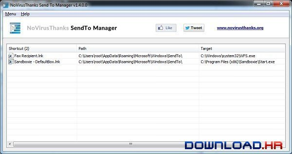 Portable SendTo Manager  Featured Image