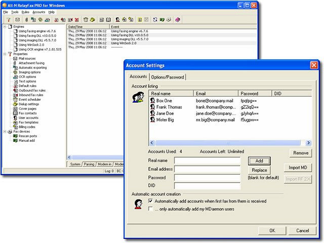 RelayFax Network Fax Manager  Featured Image
