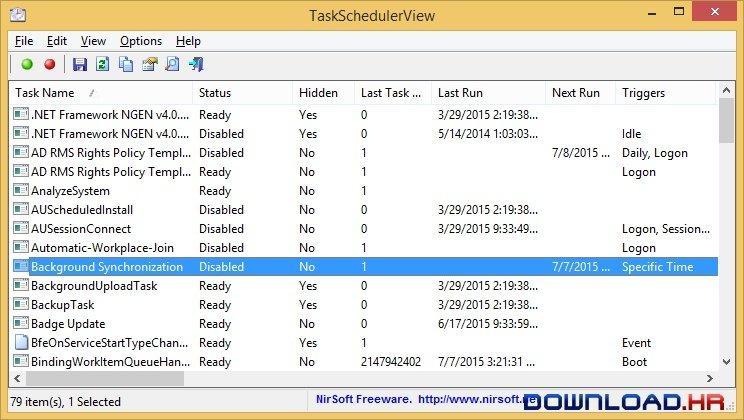 TaskSchedulerView  Featured Image