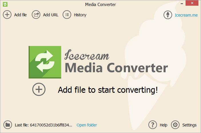 Icecream Media Converter 1.56 1.56 Featured Image