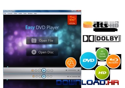 Easy DVD Player  Featured Image