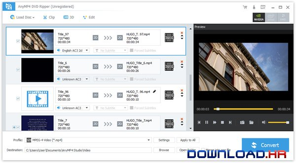 AnyMP4 DVD Ripper 7.2.30 7.2.30 Featured Image